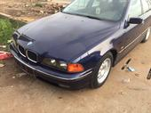 2001 BMW 520i  Manual Foreign Used