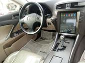 2011 Lexus IS White Automatic Foreign Used