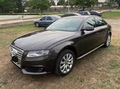 2012 Audi A4 Brown Automatic Nigerian Used