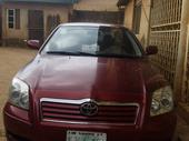 2005 Toyota Avensis  Automatic Nigerian Used
