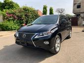2015 Lexus RX 350 Black Automatic Foreign Used
