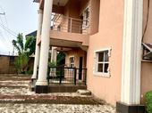 5bedroom Duplex all ensuit on a 1200sqm land