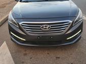 2015 Hyundai Sonata Gray Automatic Foreign Used