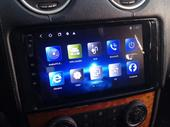 Mercedes Benz GL Android Musical System