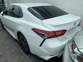 2018 Toyota Camry White Automatic Foreign Used