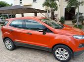 2014 Ford EcoSport Red Automatic Nigerian Used