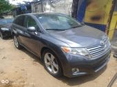 2010 Toyota Venza Gray Automatic Foreign Used