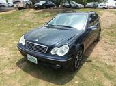 2006 Mercedes-Benz C240  Automatic Nigerian Used