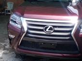 2019 Lexus GX Red Automatic Foreign Used