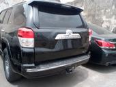 2010 Toyota 4-Runner Black Automatic Foreign Used