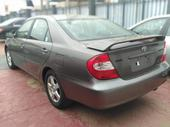 2004 Toyota Camry Gray Automatic Foreign Used