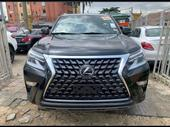 2020 Lexus GX 460 Black Automatic Foreign Used