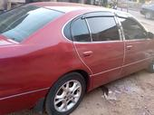 2001 Lexus GS Red Automatic Nigerian Used