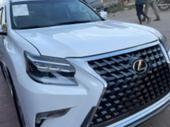 2020 Lexus GX Silver Automatic Foreign Used