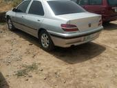2008 Peugeot 406 Silver Automatic Nigerian Used