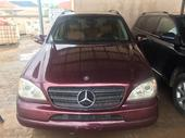 2008 Mercedes-Benz M Class  Automatic Nigerian Used