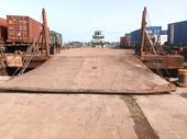 1000 ramp barge available for sale