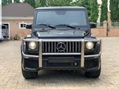 2011 Mercedes-Benz G-Class Black Automatic Foreign Used