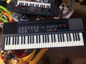 perfectly working 5octave Casio keyboard piano with adpater