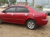 2004 Toyota Corolla Other Automatic Nigerian Used