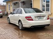 2010 Mercedes-Benz C300  Automatic Nigerian Used