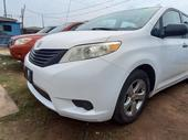2011 Toyota Sienna  Automatic Foreign Used