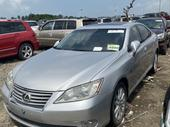 2011 Lexus ES 350 Silver Automatic Foreign Used