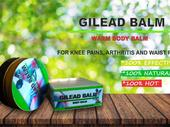 Gilead Balm for Joints Pain And Muscles aches