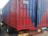 Foreign used but registered Iveco Truck