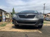 2009 Toyota Corolla  Automatic Foreign Used