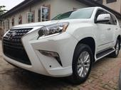 2018 Lexus GX  Automatic Foreign Used