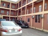 a plaza in a strategic location at airport rd Ajao est lgs
