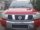 2007 Nissan Titan  Automatic Foreign Used