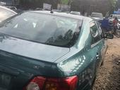 2010 Toyota Corolla Green Automatic Foreign Used