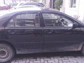2003 Toyota Corolla Black Automatic Nigerian Used
