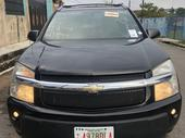 2005 Chevrolet Equinox Black Automatic Foreign Used