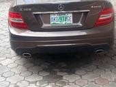 2014 Mercedes-Benz C300  Automatic Nigerian Used