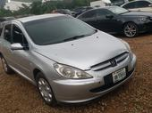 2005 Peugeot 307 Silver Automatic Nigerian Used