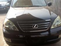 2006.0 Lexus GX Black Automatic Foreign Used
