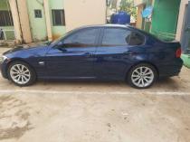 2012 BMW 328i Blue Automatic Nigerian Used