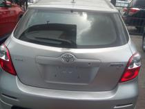 2009 Toyota Matrix Silver Automatic Foreign Used