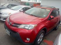 2013 Toyota RAV4 Red Automatic Foreign Used