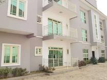 newly built 3bedroom flat for rent in wuye district