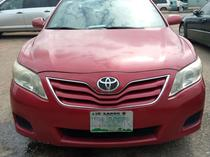 2011 Toyota Camry  Automatic Nigerian Used