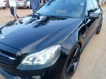 2015 Mercedes-Benz E63  Automatic Foreign Used