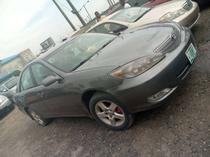 2002 Toyota Camry  Automatic Nigerian Used