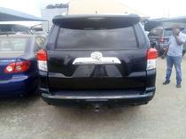 2011 Toyota 4-Runner  Automatic Foreign Used