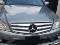 2009 Mercedes-Benz C300 Gray Automatic Foreign Used