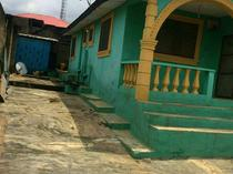 3bedroom bungalow for rent via ifako ijaiye