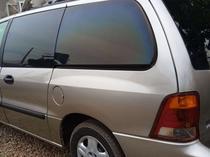 2002 Ford Windstar Beige Automatic Nigerian Used